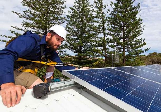 Truffa su un impianto fotovoltaico